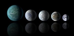 Так могут выглядеть новые планеты (nasa.gov)