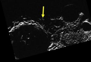 Неприметная точка на Меркурии (universetoday.com)