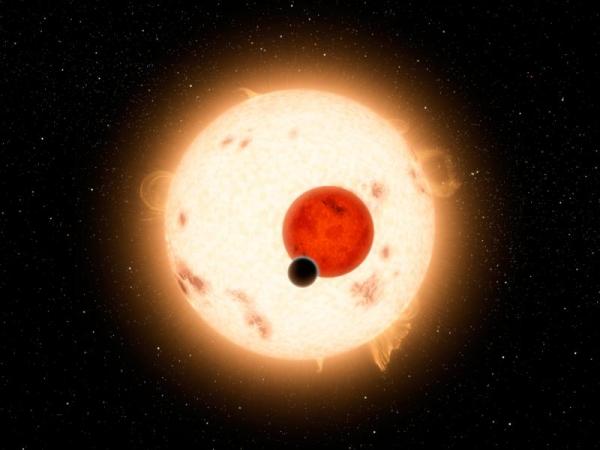 Рисунок HR 8799 (universetoday.com)