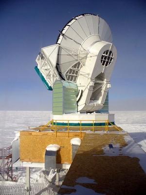 Телескоп Южного Полюса (wikipedia.org)