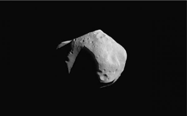 Углеродный астероид Матильда (wikipedia.org)