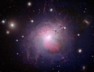 Молодая галактика (newscientist.com)