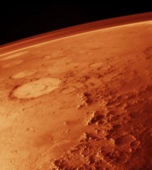 Современная атмосфера Марса (wikipedia.org)