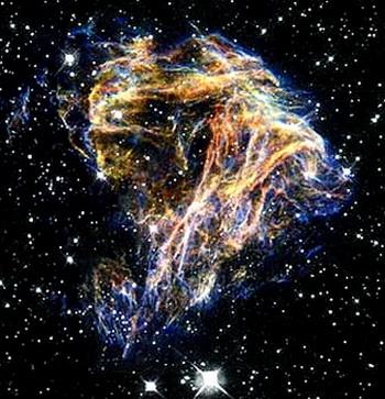 «Новая сверхновая» (Изображение — nasa.gov)