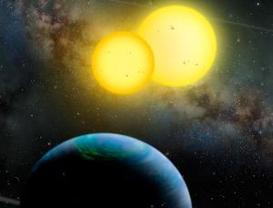 Взгляд на систему двух звезд (newscientist.com)