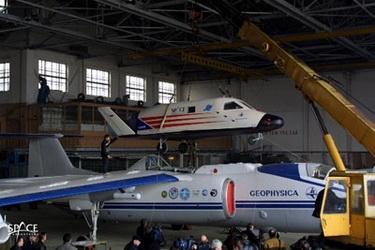 На космических «стапелях» (Изображение — spaceflights.com)