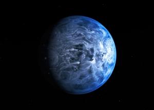 Первая голубая экзопланета (nasa.gov)