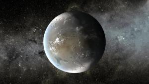 Рисунок Кеплера-62f (nasa.gov)