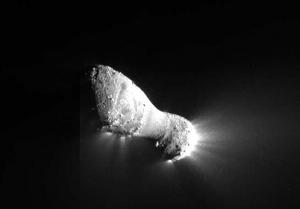 Светящаяся комета (wikipedia.org)