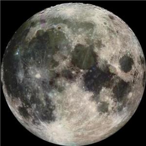 Луна (sciencedaily.com)