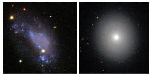 Дискообразные галактики (.iastate.edu)