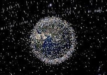 Вот во что может превратиться околоземное пространство (Изображение — starbridge.ru)
