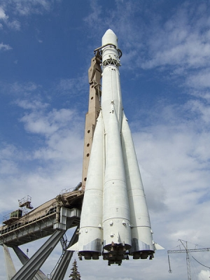 Ракета-носитель Восток (wikipedia.org)