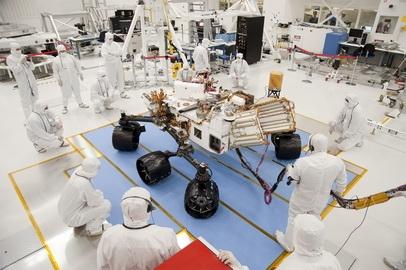 «Секретные лаборатории». Так готовится «Вторжение» (Изображение — cnet.com)