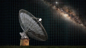 Радиотелескоп Паркса (phys.org)