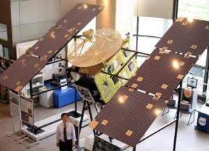 Модель аппарата Хаябуса-2 (phys.org)