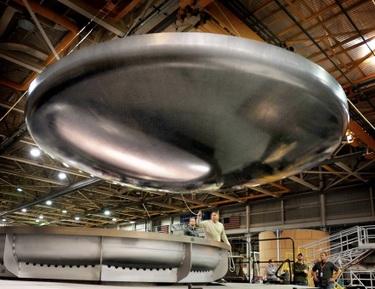Щит «Локхид» от высокой температуры для космических кораблей (Изображение — airliners.net)