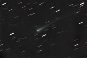 Комета ISON (phys.org)