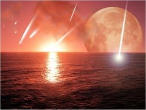 Бомбардировка Земли (universetoday.com)