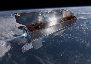 Спутник GOCE (space.com)