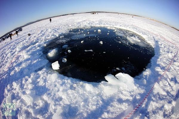 Место падения крупнейшего метеорита (rt.com)