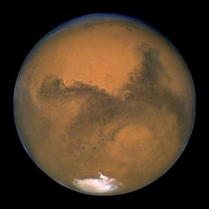 Безжизненный Марс (space.com)