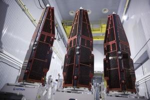 Готовые к отправке в космос аппараты (esa.int)