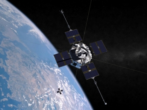 Рисунок аппаратов на орбите (space.com)