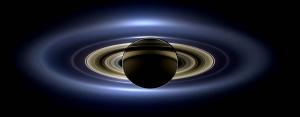 Сатурн и его кольца (space.com)