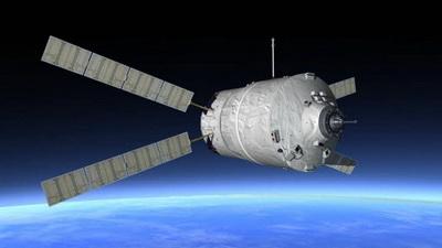 «ATV-2» (Изображение — ESA)