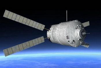 Транспортный корабль «Иоганн Кеплер» (Изображение — news.rambler.ru)