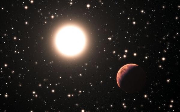 Рисунок планет в скоплении Месье 67 (eso.org)
