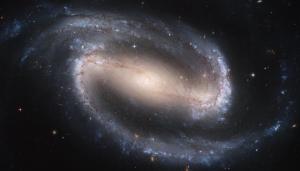 Современная спиральная галактика NGC 1300 (ras.org.uk)