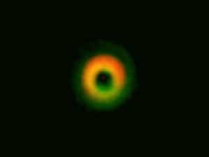 Кольцо материи около HD 142527 (space.com)