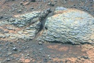 Глина, образующаяся в пресной воде (universetoday.com)