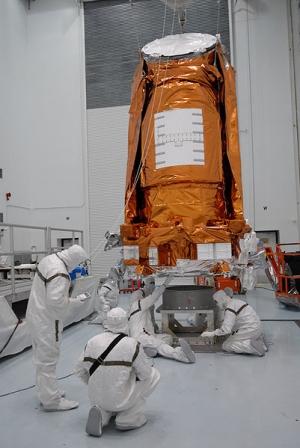 Телескоп Кеплер (wikimedia.org)