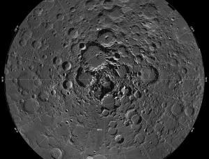 Северный полюс Луны (newscientist.com)