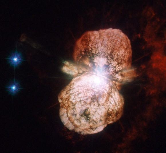 Эта Кита на снимке Хаббла (universetoday.com)