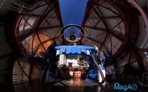 Телескоп Магеллана (phys.org)