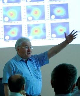 Рашид Сюняев, управляющий директор Института астрофизики Макса Планка (Изображение — itogi.ru)
