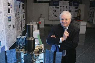 Рашид Сюняев, ведущий научный сотрудник Института космических исследований РАН (Изображение — itogi.ru)