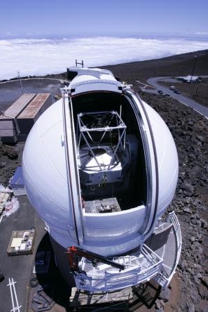 Телескоп PS1 (pan-starrs.ifa.hawaii.edu/public)