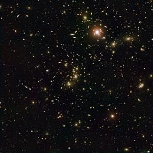 Кластер Пандоры, изображение получено Очень большим телескопом (eso.org)