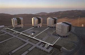 Очень большой телескоп (wikipedia.org)