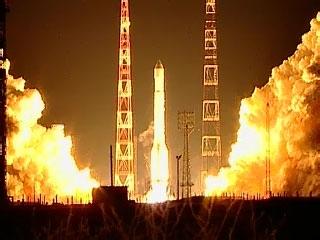 «Протон-М» (Изображение — vesti.ru)