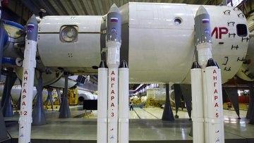 Семейство ракета-носителей «Ангара» (Фото — sdelanounas.ru)