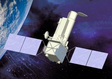 Орбитальная рентгеновская обсерватория «Спектр-РГ» (Изображение — lenta.ru)
