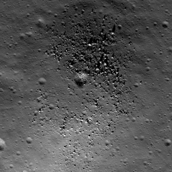 Куполообразные горы (space.com)