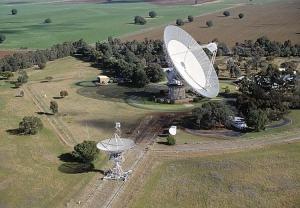 Обсерватория Паркса (wikipedia.org)