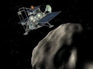 Фобос-грунт сближается со спутником Марса (federalspace.ru)